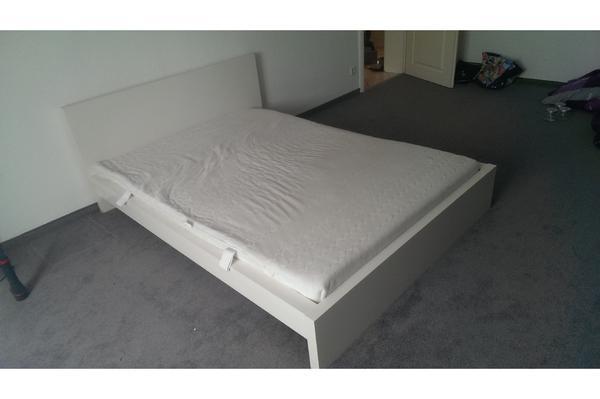 ikea malm bett neu und gebraucht kaufen bei. Black Bedroom Furniture Sets. Home Design Ideas