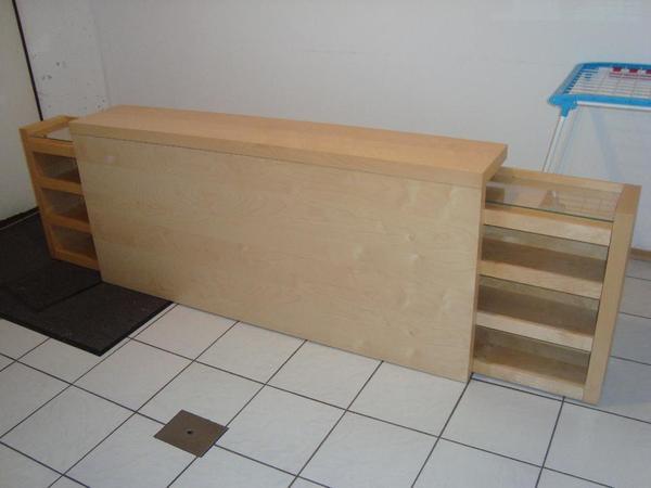Ikea Malm Bett Mit Nachttisch ~ ikea malm Bettüberbau » Schränke, Sonstige Schlafzimmermöbel