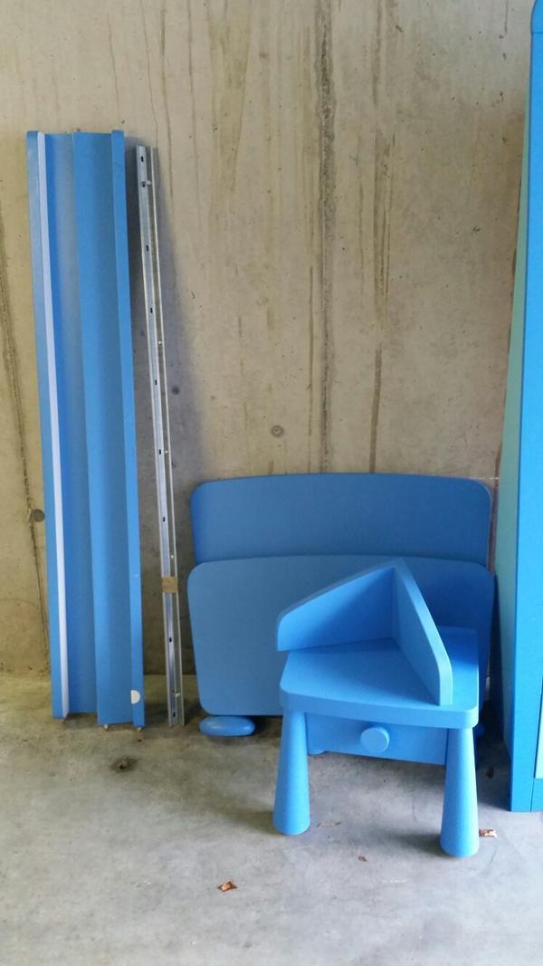 ikea mammut kinderzimmer in bartholom berg kinder jugendzimmer kaufen und verkaufen ber. Black Bedroom Furniture Sets. Home Design Ideas