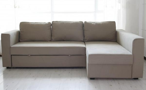 Ikea manstad sofa couch bett in m nchen polster sessel for Couch mit bett