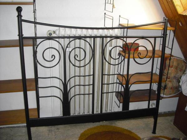 ikea metallbett gebraucht kaufen nur 2 st bis 70 g nstiger. Black Bedroom Furniture Sets. Home Design Ideas