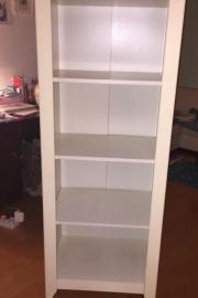 Ikea-Regal weiß