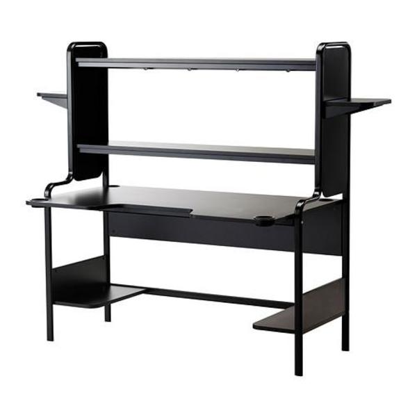 ikea schreibtisch fredde in mannheim b rom bel kaufen. Black Bedroom Furniture Sets. Home Design Ideas