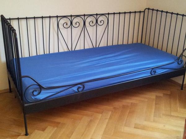 ikea tagesbett meldal lattenrost living matraze b ltex. Black Bedroom Furniture Sets. Home Design Ideas