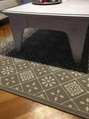 IKEA Teppich Kurzflor