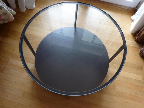 ikea vittsj couchtisch tisch schwarzbraun glas in neckargem nd ikea m bel kaufen und. Black Bedroom Furniture Sets. Home Design Ideas
