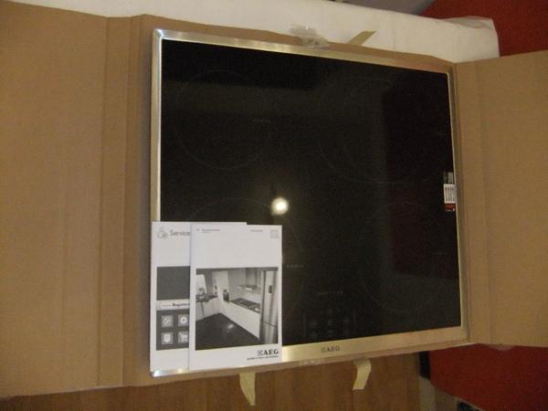 aeg induktionskochfeld kaufen gebraucht und g nstig. Black Bedroom Furniture Sets. Home Design Ideas