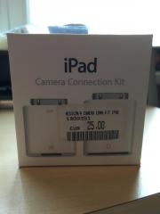 iPad Camera Connection