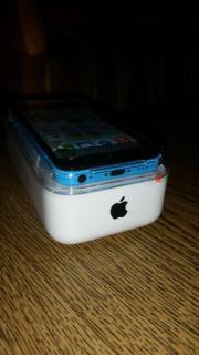 iphone 5c in