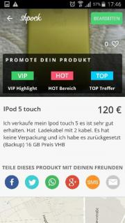 Ipod 5G touch