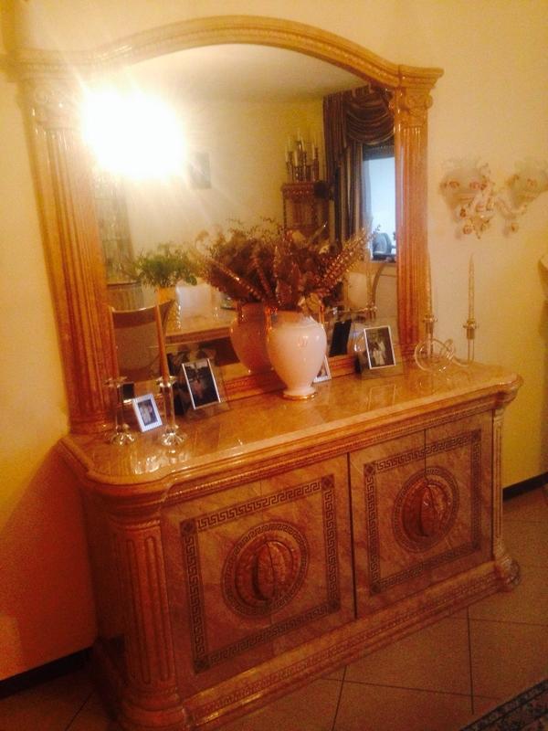 italienische schleiflack m bel medusa in karlsruhe. Black Bedroom Furniture Sets. Home Design Ideas