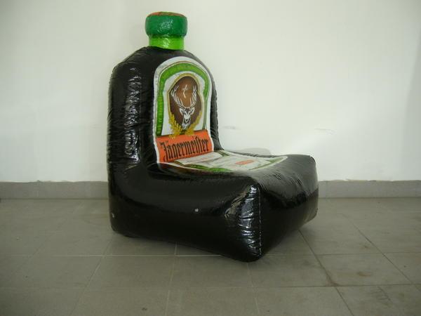 Jaegermeister sessel aufblasbar in ludwigsburg for Sessel aufblasbar
