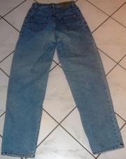 Jeans Hose blau