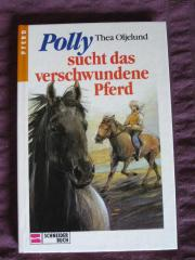 Jugendbuch- Polly sucht