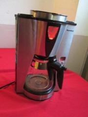 Kaffeemaschine Karcher Silver