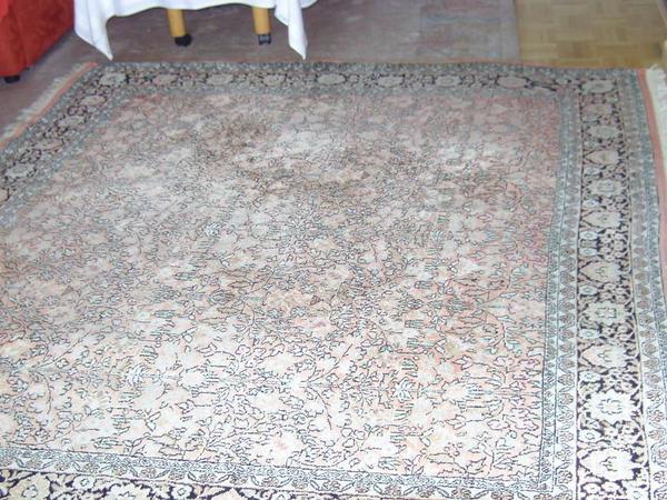 Kaschmir/Seide Teppich gebraucht kaufen  80689 München