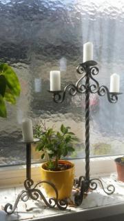 Kerzenhalter aus Eisen
