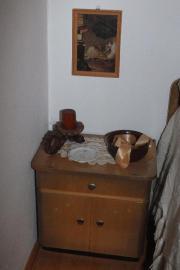 Kerzenständer - Holz - Stumpenkerze -