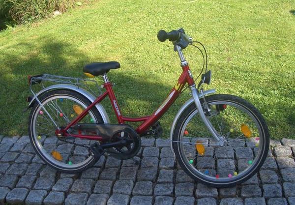 kinder fahrrad 20 zoll in birkenau kinder fahrr der. Black Bedroom Furniture Sets. Home Design Ideas