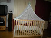 Kinder-Gitterbett/Baby-