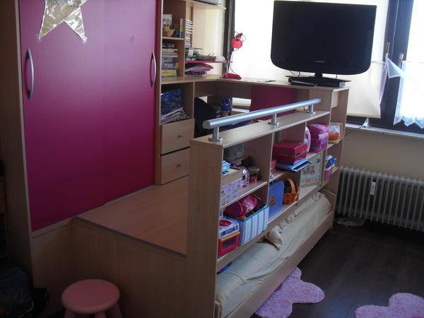 Kinder jugendzimmer f r m dchen komplett in rodgau for Kinder und jugendzimmer komplett