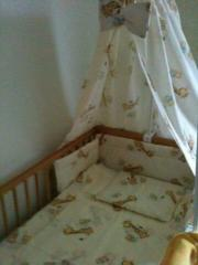 Kinderbett mit Matraze