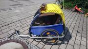 Kindercar, Fahradanhänger, 2-