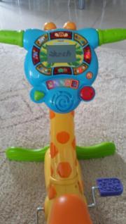 Kinderspielzeug Giraffe
