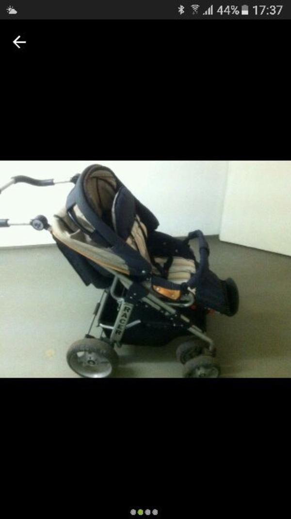 Kinderwagen Harten gebraucht kaufen  90431 Nürnberg