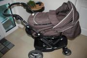 Kinderwagen Teutonia Quatro