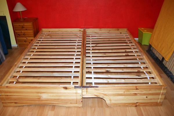klappbares bett neu und gebraucht kaufen bei. Black Bedroom Furniture Sets. Home Design Ideas