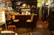 Kleines Cafe in