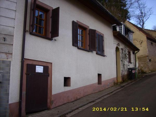 Kleines Haus im Grünen in Gehrweiler 1 Familien Häuser