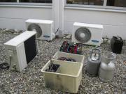 Klimaanlage selbst installiert