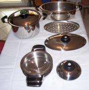Kochtopf-Set von