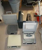 Kofferschreibmaschinen