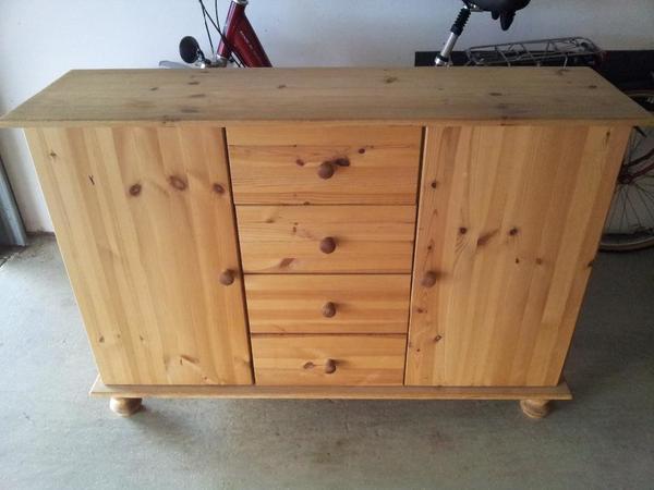 kommode kiefern neu und gebraucht kaufen bei. Black Bedroom Furniture Sets. Home Design Ideas