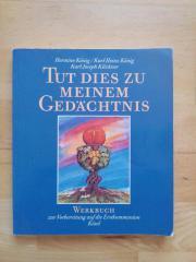 Kommunion Buch Tut