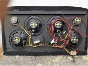 Komplette Lautsprecheranlage in