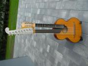 Kontragitarre Schrammel Gitarre