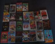 Konvolut 27Stk. VHS