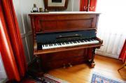 Konzert-Klavier, Alter