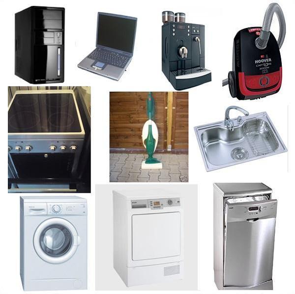 wir bieten kostenlose abholung und entsorgung von elektro. Black Bedroom Furniture Sets. Home Design Ideas