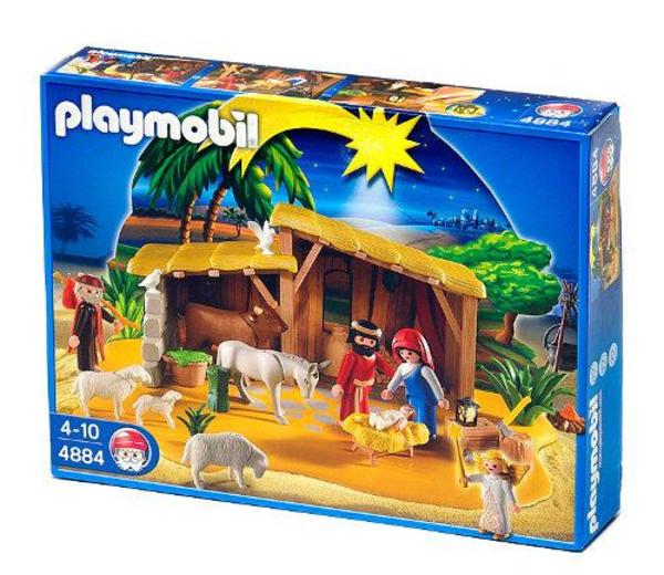 krippenspiel weihnachten playmobil 4884 gratis versand. Black Bedroom Furniture Sets. Home Design Ideas