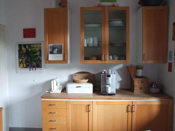 Ikea Küchenschrank Korpus ~ küchenschränke ikea kvadrat,korpus weiß, fronten buche in schwetzingen küchenmöbel, schränke