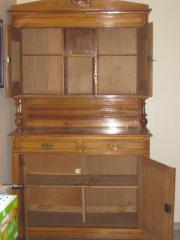 k chenschrank 50er jahre in ludwigshafen schr nke antiquarisch kaufen und verkaufen ber. Black Bedroom Furniture Sets. Home Design Ideas