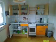Küchenzeile gebraucht anzubieten