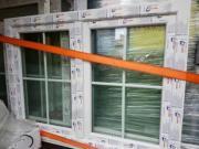 Kunststoff-Fenster aus