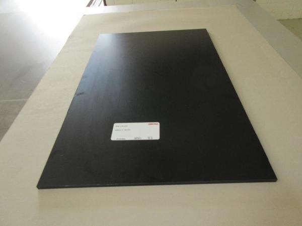 kunststoff platten zuschnitt pe hd schwarz in flein alles m gliche kaufen und verkaufen ber. Black Bedroom Furniture Sets. Home Design Ideas