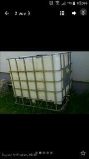 Kunststofftank 1000 Liter